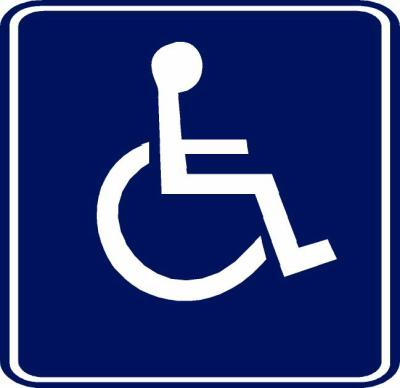 accessible to disabled
